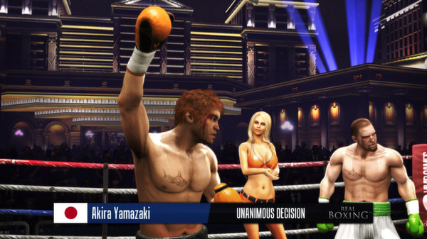 Real Boxing (ROW) - STEAM Key - Region Free