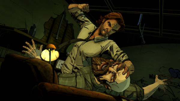 The Wolf Among Us - STEAM Gift - (region RU+CIS+UA**)