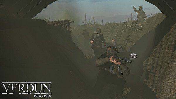 Verdun - STEAM Gift - (Region RU+CIS+UA**)