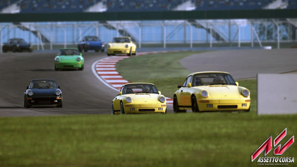 zzzz_Assetto Corsa - STEAM Gift - (Region RU+CIS**)