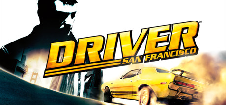 Driver San Francisco Deluxe - STEAM - region free / ROW