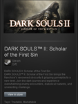 DARK SOULS II Scholar of the First Sin STEAM ROW / free