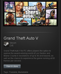 Grand Theft Auto V 5 - STEAM Gift - Region Free / ROW