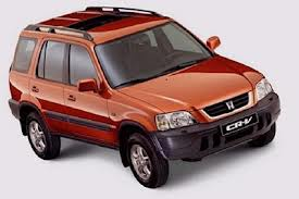 Honda CR-V (95-01g.v.) - Repair Manual