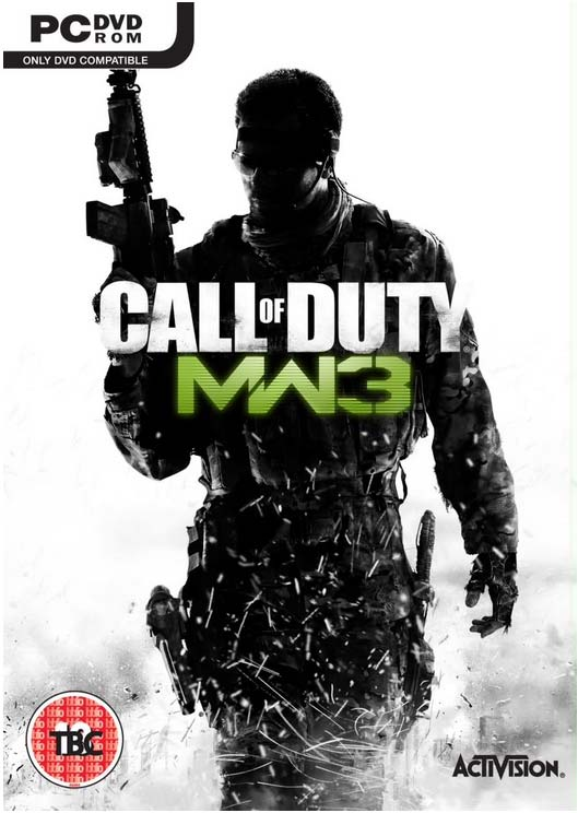 Call Of Duty: Modern Warfare 3 Region Free SCAN