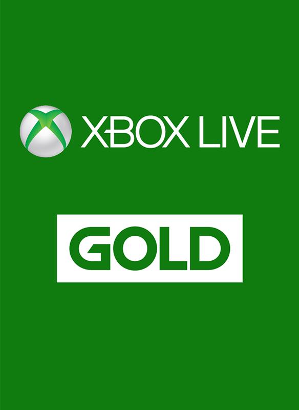 Xbox Live Gold 12M 2019