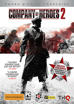 Company of Heroes 2(SteamGift/RegionFree) TRADY WORK