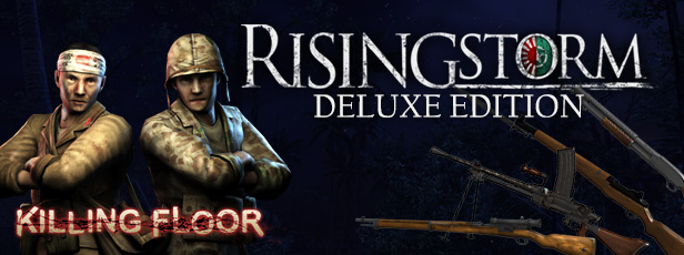 Rising Storm - Digital Deluxe (Region Free)