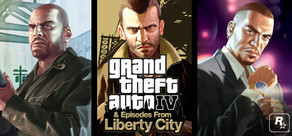 Grand Theft Auto 4 - Complete Edition (Steam Gift / ROW