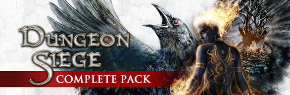 Dungeon Siege Complete (Steam / Row)