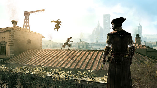 Assassin's Creed Brotherhood (Steam Gift / ROW)