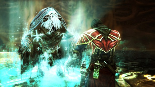 Castlevania: Lords of Shadow–Ultimate (Steam Gift ROW)