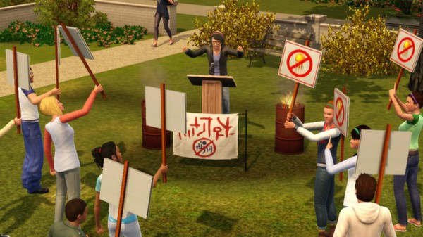 The Sims 3: University Life + DLC (Steam Gift / ROW)