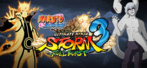 Naruto Shippuden Ultimate Ninja Storm 3 - EU Steam Gift