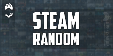 Random Steam Key (All games with cards)
