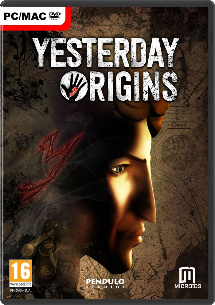 Yesterday Origins (Steam) key Buka RUS+CIS