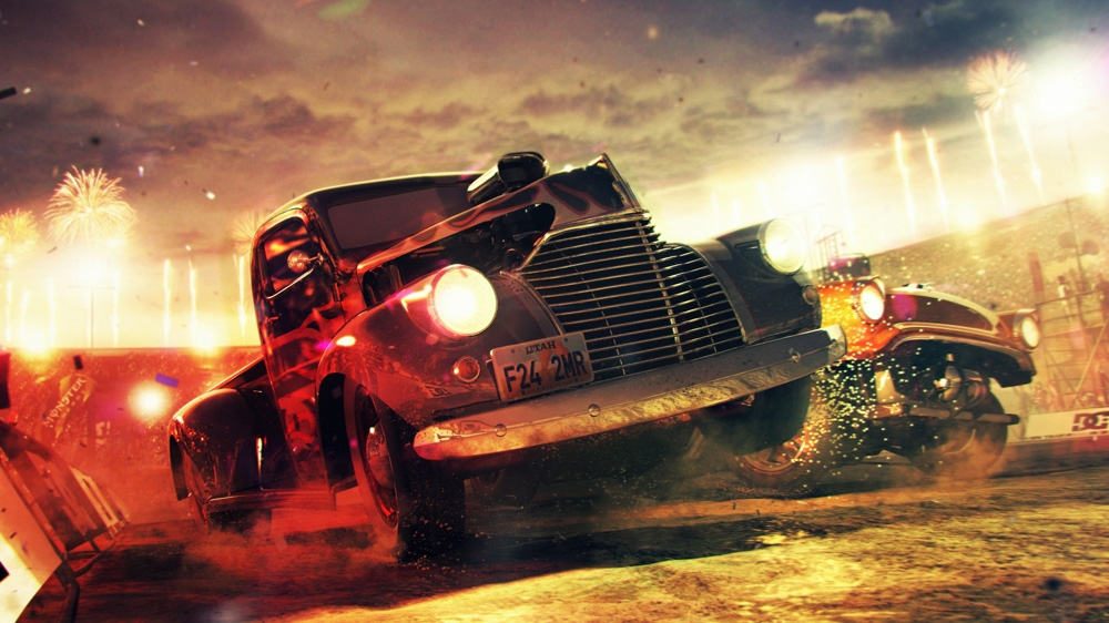 DiRT Showdown - Steam (Region Free) Buka