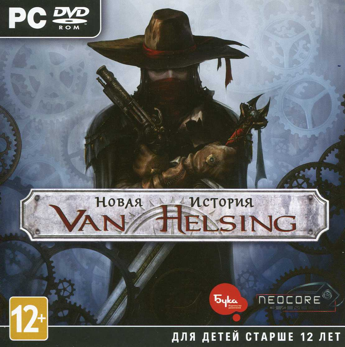 Van Helsing New History (Steam, Beachwood photos)