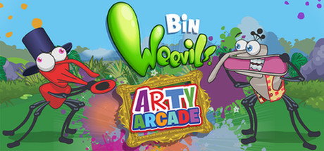 Bin Weevils Arty Arcade (Steam key) + Discounts