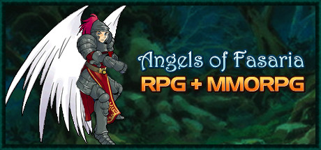 Angels of Fasaria RPG + MMORPG (Steam key) + Discounts