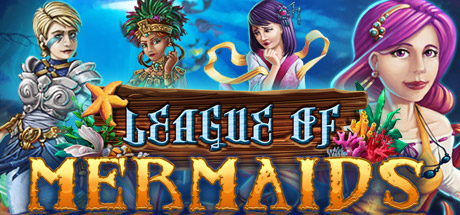 League of Mermaids (Steam key) + Скидки