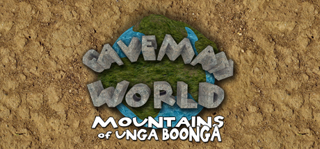 Caveman World: Mountains of Unga Boonga (Steam key)