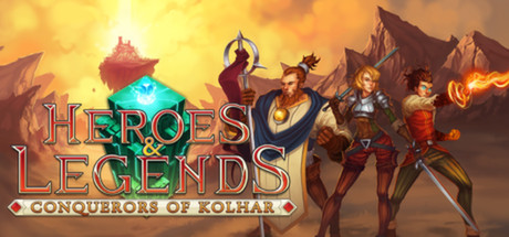 Heroes & Legends: Conquerors of Kolhar (Steam key)
