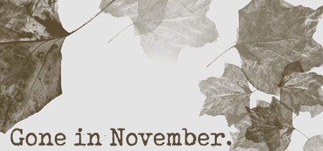 Gone In November (Steam key) + Скидки