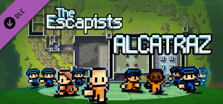 The Escapists - Alcatraz DLC (Steam key)