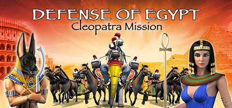 Defense of Egypt: Cleopatra Mission (Steam key)