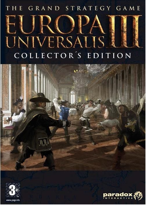 Europa Universalis 3 Complete Steam Key+Бонус+Скидки