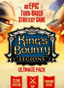 King´s Bounty: Legions True Tactician Ultimate Pack