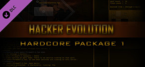 Hacker Evolution: Hardcore Package 1 (Steam) + Скидки