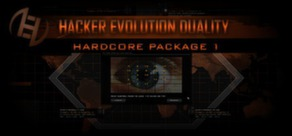 Hacker Evolution: Duality - Hardcore Package 1 (Steam)