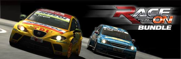 RACE On Bundle (Steam) + Discounts