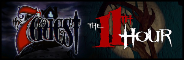 The 7th Guest + The 11th Hour (Steam)
