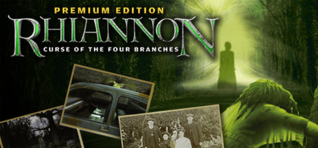 Rhiannon: Curse of the Four Branches (Gift)