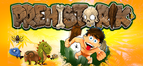 Prehistorik (Steam key) + Скидки