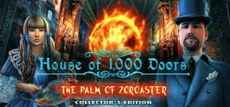 House of 1000 Doors: The Palm of Zoroaster Collector´s