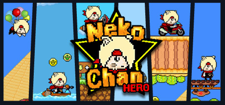 NekoChan Hero - Collection (Steam key) + Скидки