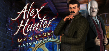 Alex Hunter - Lord of the Mind Platinum Edition