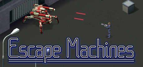 Escape Machines (Steam key) + Скидки
