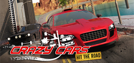 Crazy Cars - Hit the Road (Steam key) + Скидки