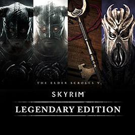 The Elder Scrolls V 5: Skyrim Legendary Edition (Steam)