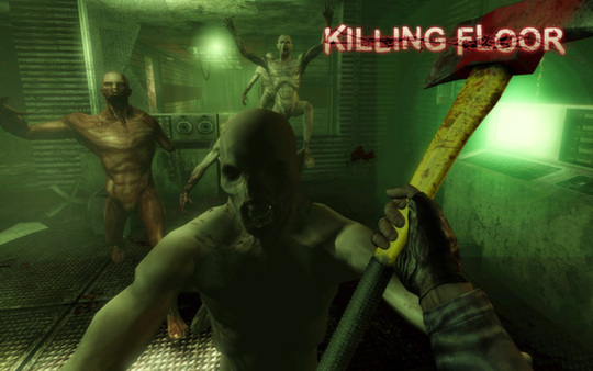Killing Floor (Steam GIFT / RegionFree) + DefenceAlliance2