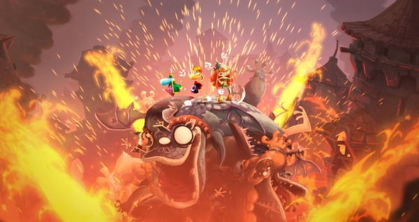 Rayman Legends (Steam Gift /RUS CIS )