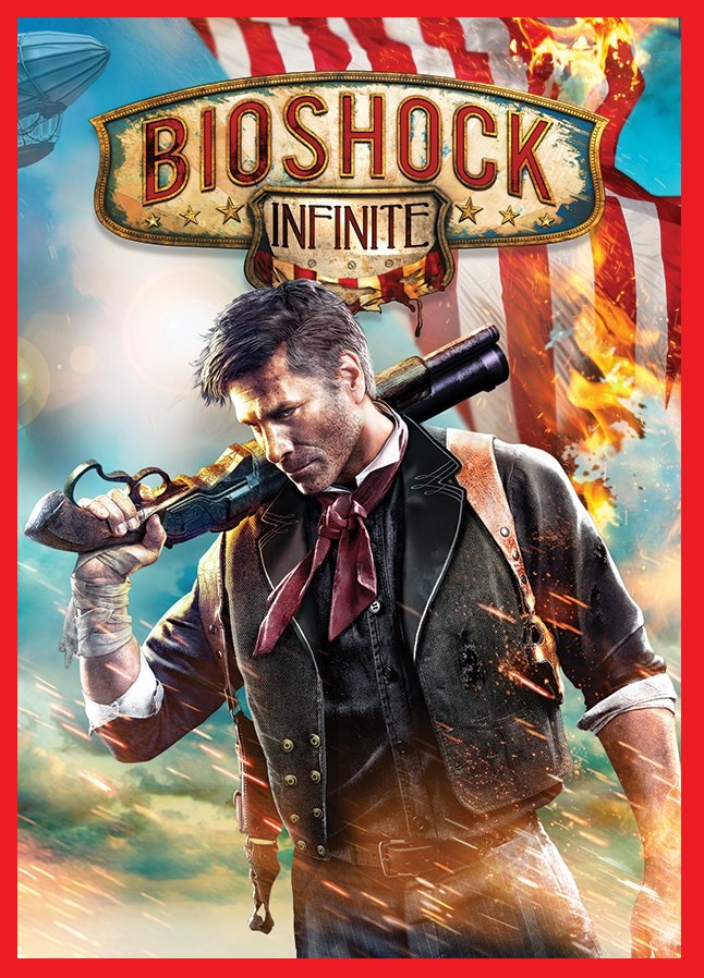 BioShock Infinite (Steam Gift \ ROW \ Region Free)