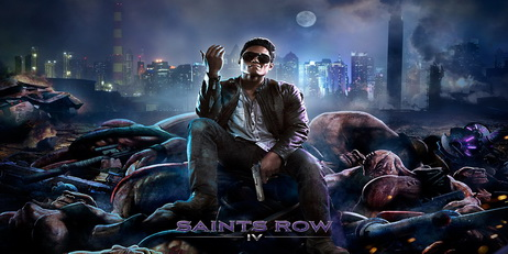Купить Saints Row 4: GOTY - Steam Ключ