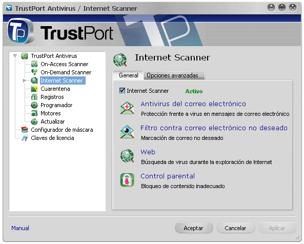 TrustPort Antivirus 2016 1 PC / 1 YEAR + Gift