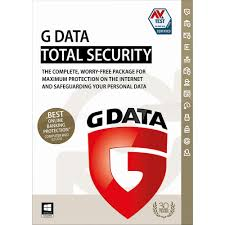 G DATA TOTAL SECURITY 1 PC 2 YEARS + Gift
